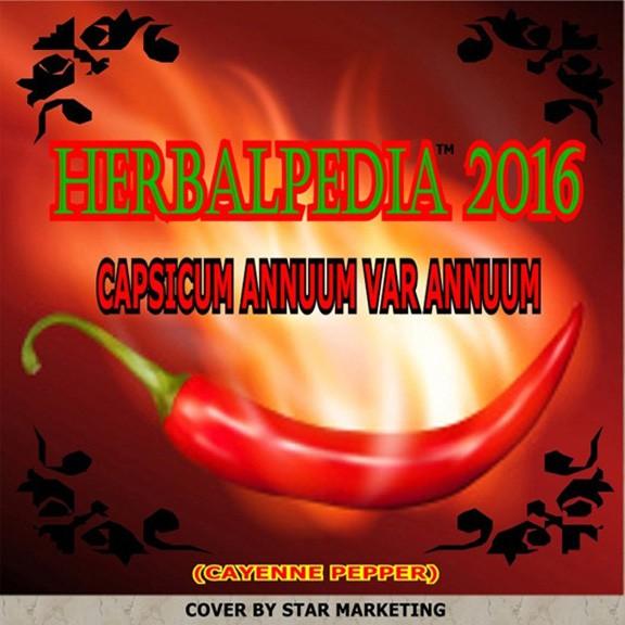 Herbalpedia 2016 - Product Image